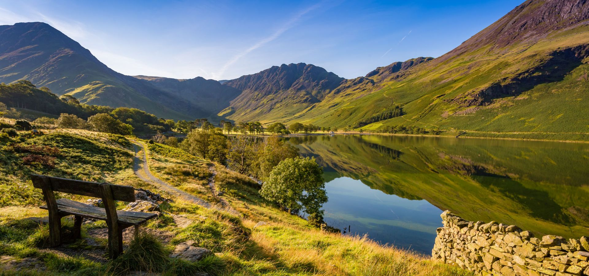 I luoghi di wordsworth nel lake district