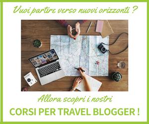 Corsi per Travel Blogger