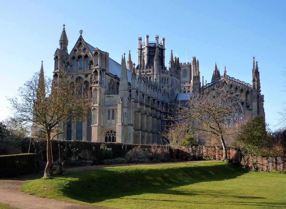 risalente a Ely Cambridgeshire