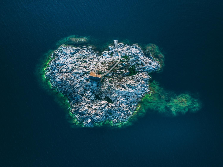La vita è un'isola