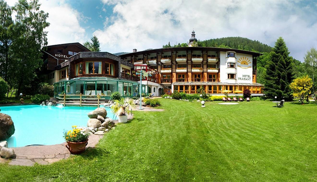Hotel Prägant in estate