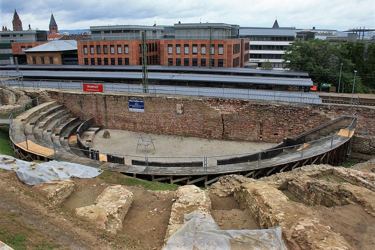 teatro romano mainz