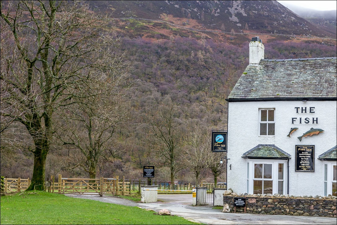 the fish inn buttermere
