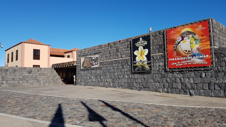 Parco delle Piramidi a Tenerife