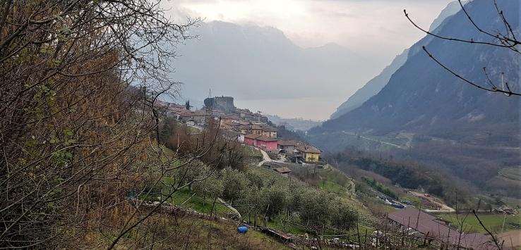 Garda Trentino una passeggiata a Tenno
