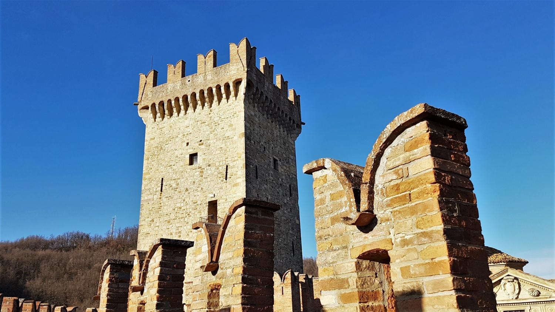 Mastio Castello Vigoleno