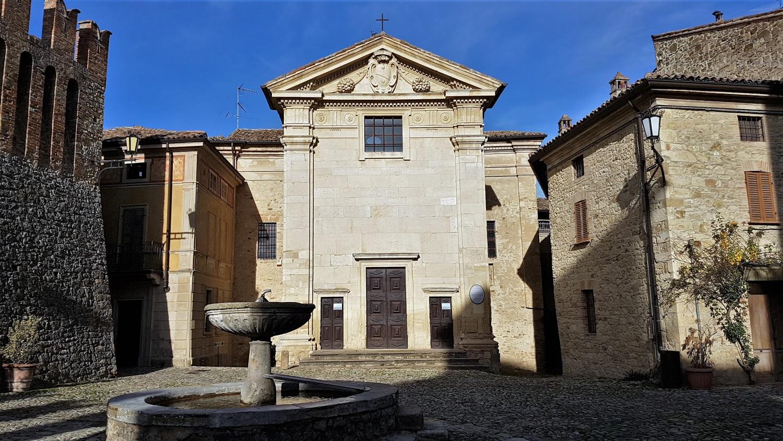 Piazza Vigoleno