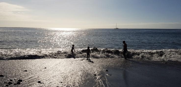 Spiagge a Tenerife La Enramada