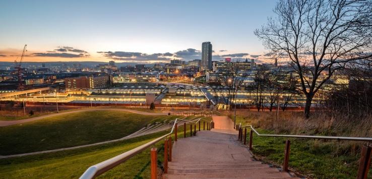 Inghilterra perché visitare Sheffield