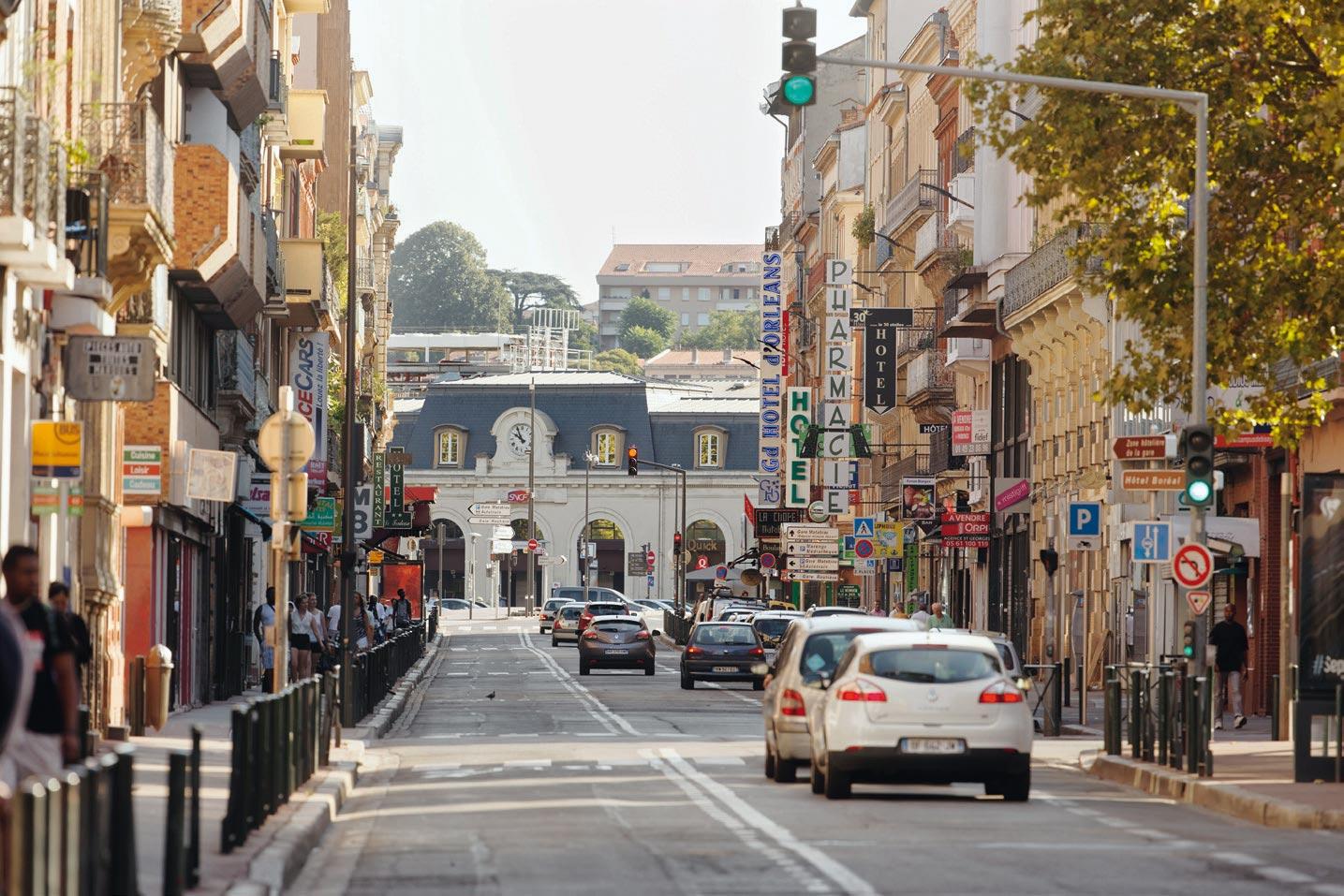 rue de bayard Toulouse