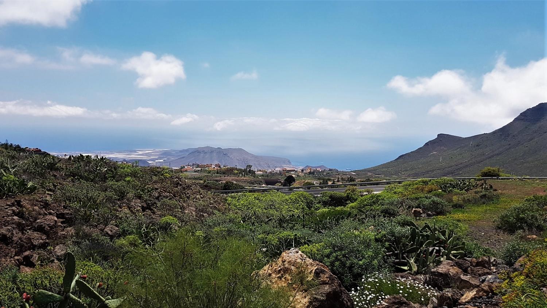 Panorama verso Vilaflor