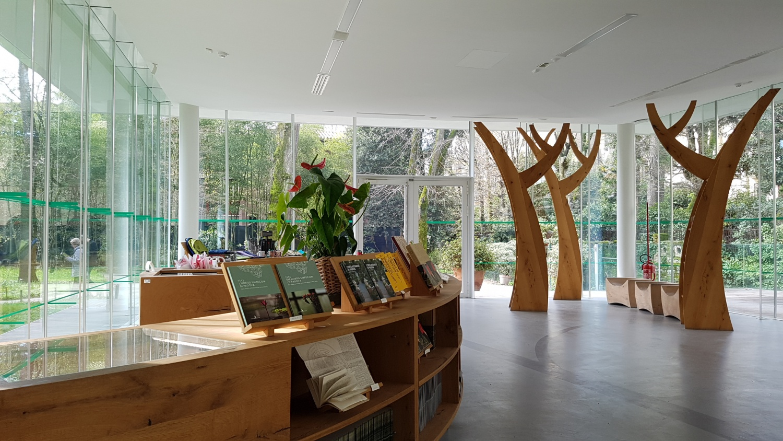 Centro visite Orto Botanico Padova
