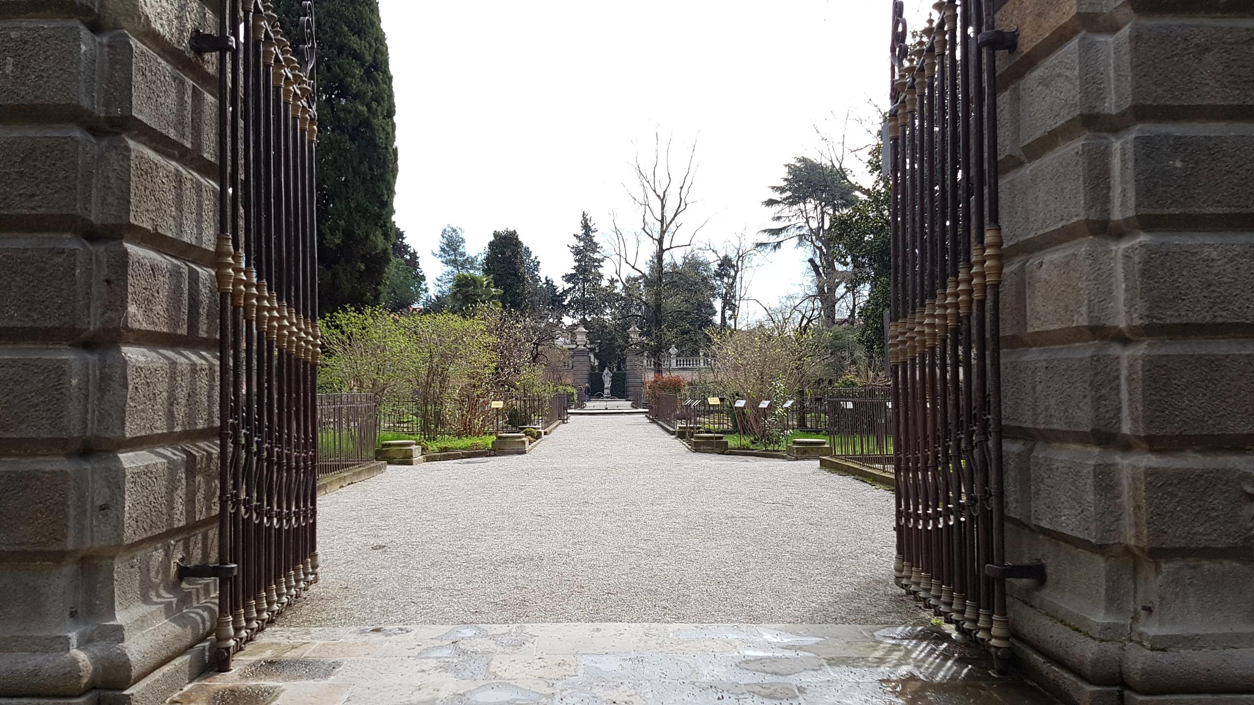 Hortus Cintus Padova