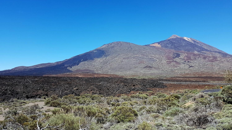 Tenerife Parque Nacional del Teide