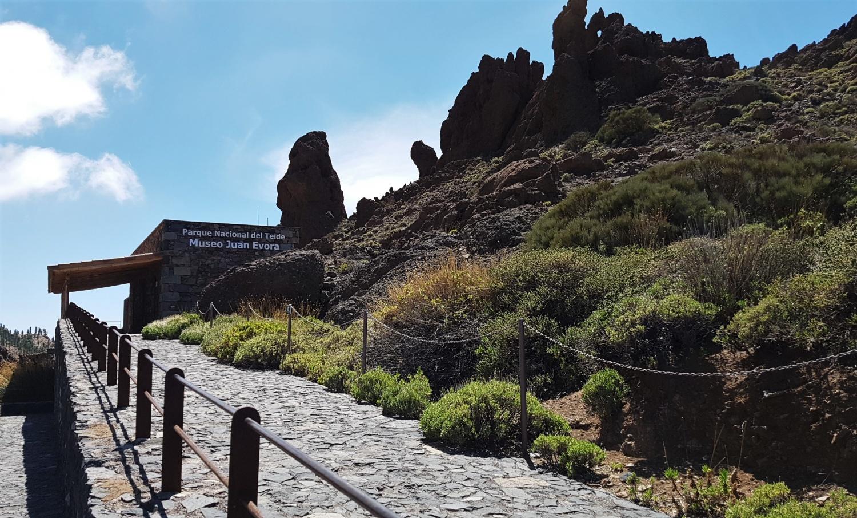 Museo Juan Evora Teide