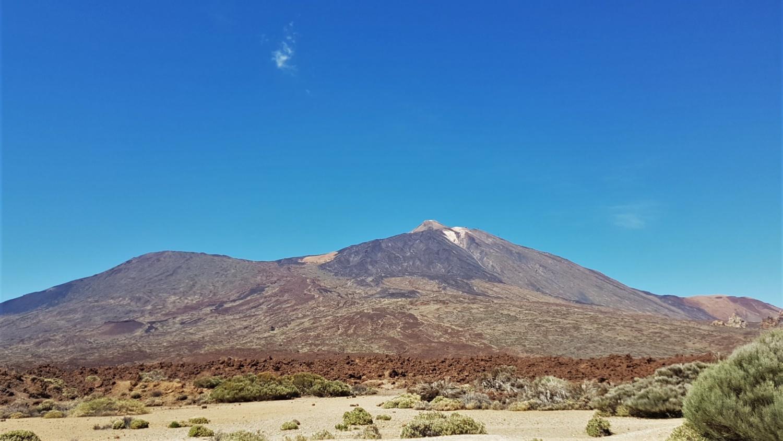 Il Teide a Tenerife