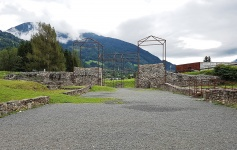Austria visitare la città romana di Aguntum