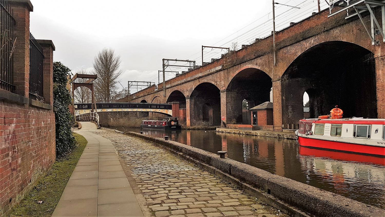 Manchester Visitare Castlefield