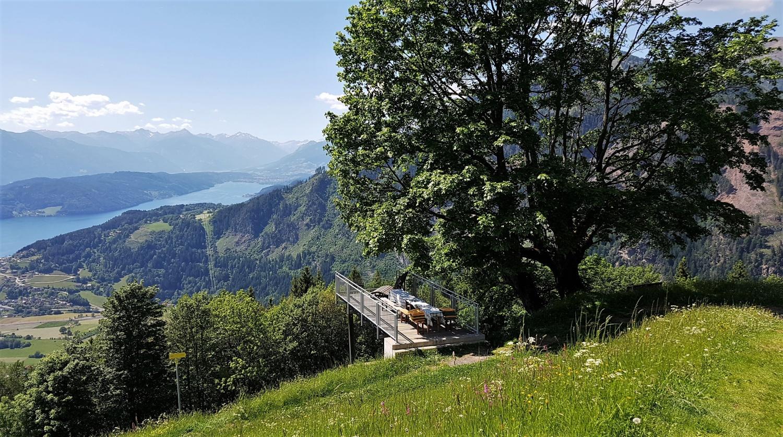 Piattaforma panoramica