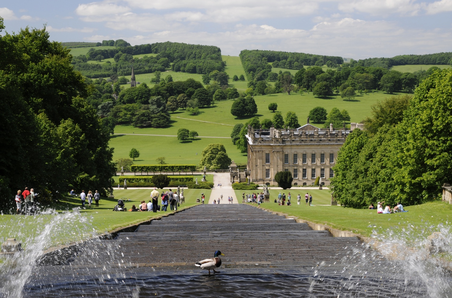 Visitare Chatsworth House