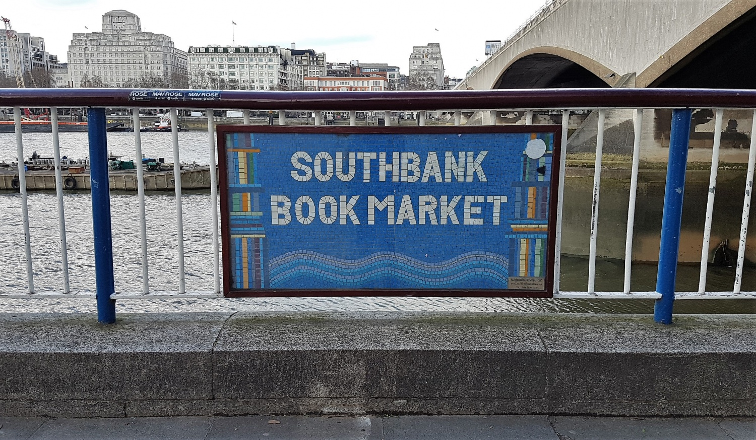 Southbank Book Market