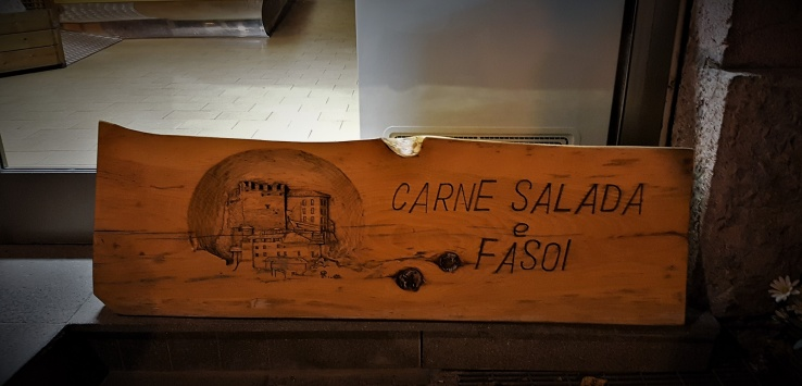 carne salada e fasoi a Tenno