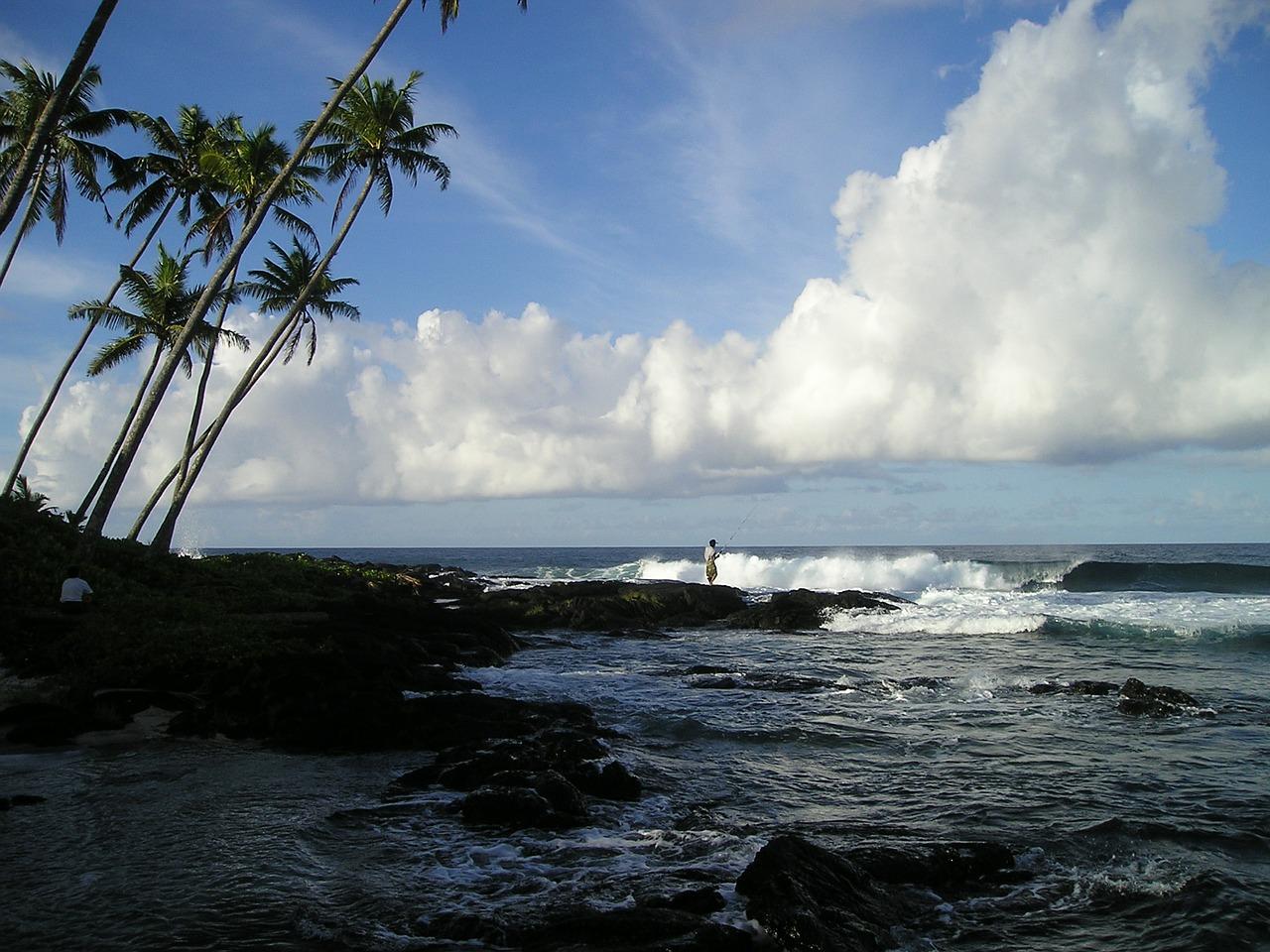 Viaggio alle Isole Samoa