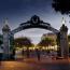 California Visitare l'Università di Berkeley