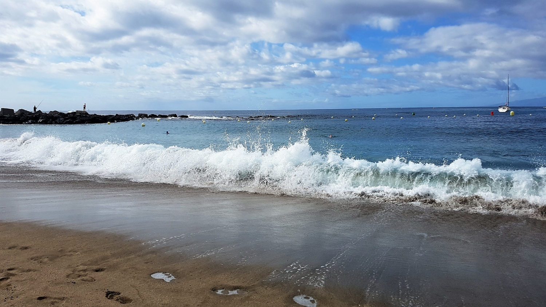 Nei dintorni di Playa de las Vistas a Tenerife