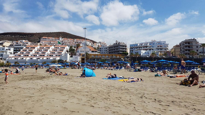 Dove si trova la Playa de las Vistas