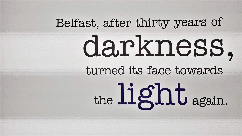 Belfast quote