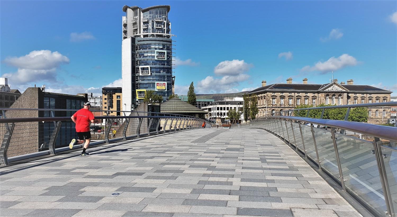 Belfast tra passato e futuro