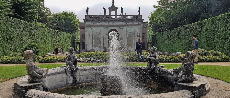 Colli Euganei Giardino Villa Barbarigo