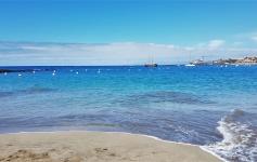 Dove andare in spiaggia a Tenerife Playa Las VIstas