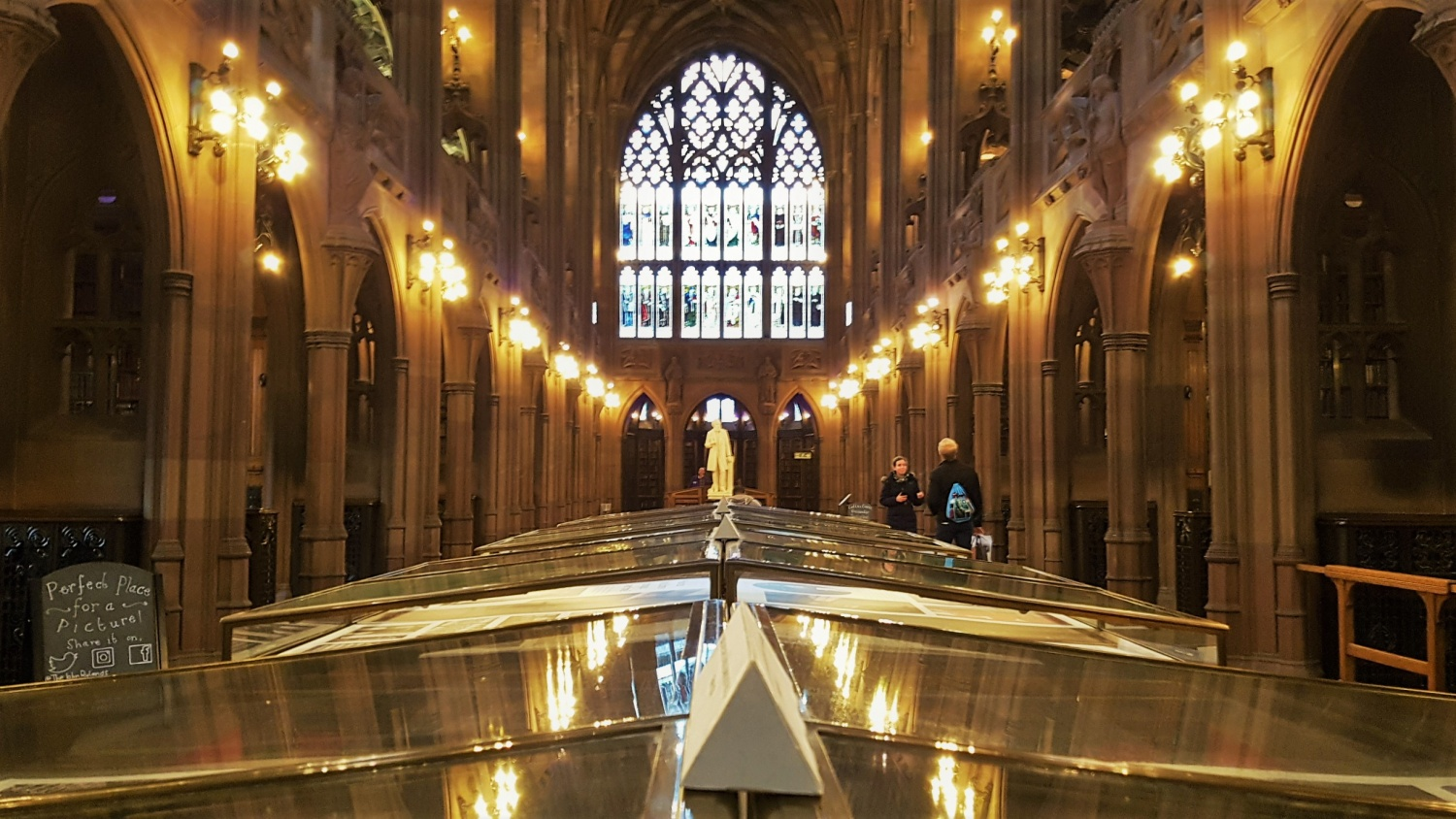 Rylands library Manchester