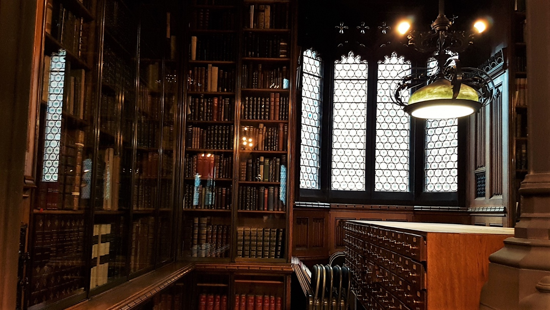 Cosa vedere dentro la Rylands Library