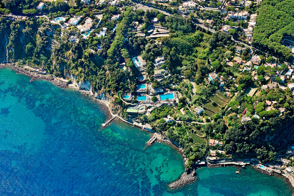 Terme poseidon Ischia