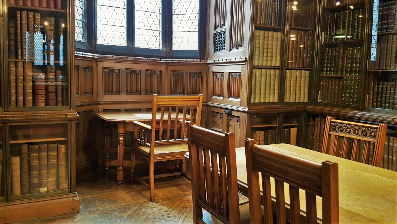 com'è nata la John Rylands Library
