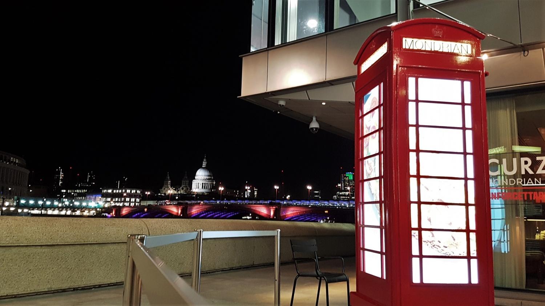 Colazione al Mondrian London