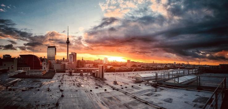 Viaggio a Berlino: La music
