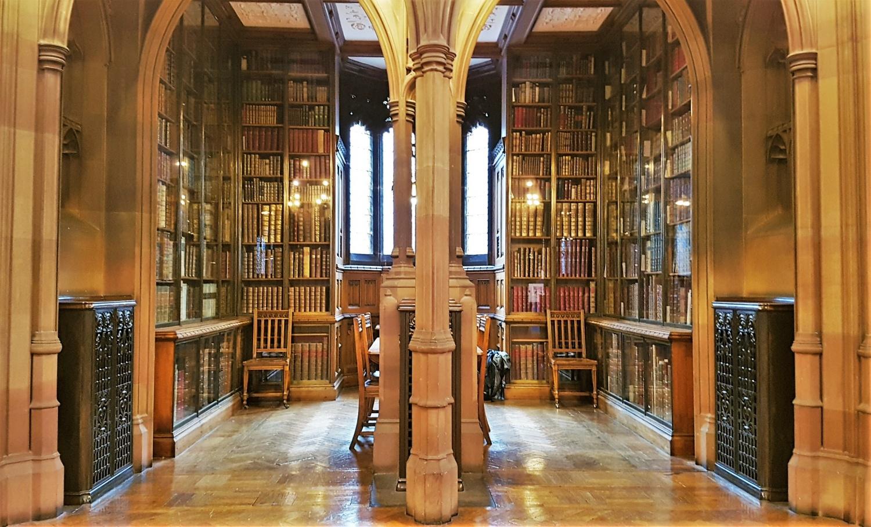 Cosa fare a Manchester Visitare la Rylands library