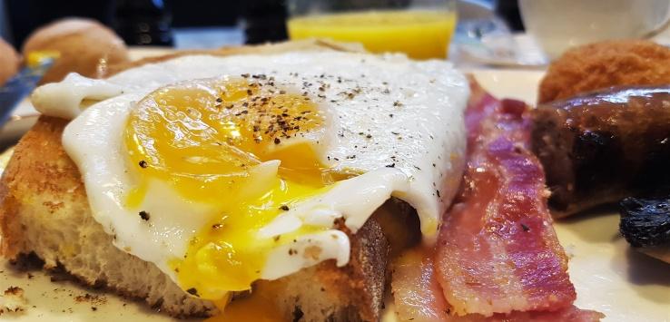 dove fare colazione a londra