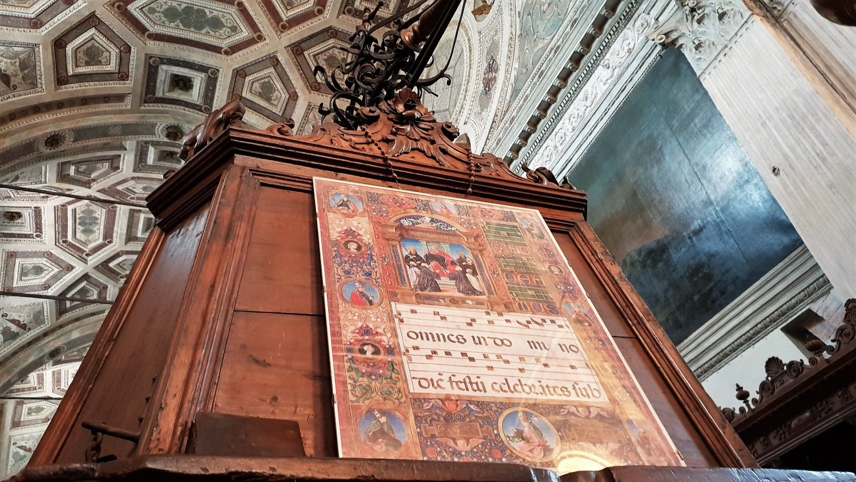 visitare il monastero di San Benedetto Po
