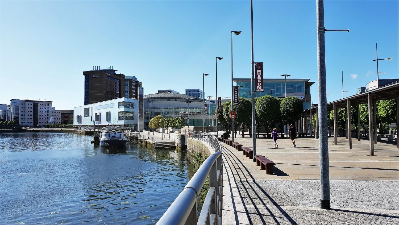 riverside Belfast