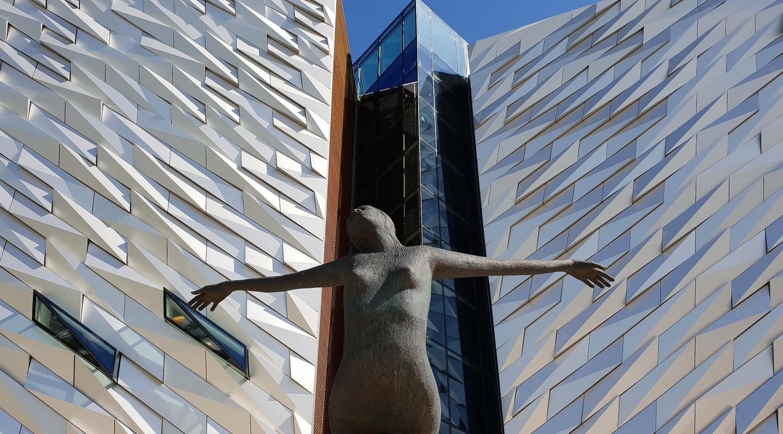 statua titanic