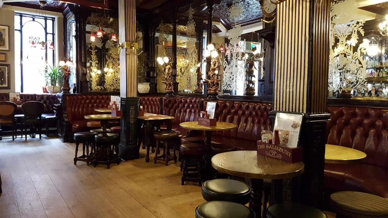 Storia del Salisbury Pub di Londra