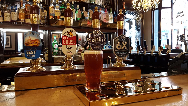Cosa bere al Salisbury a Londra