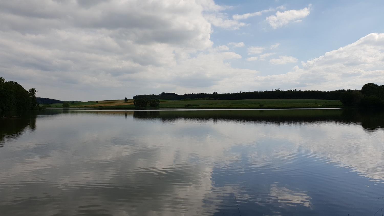 Il paesaggio dell'Alta Svevia