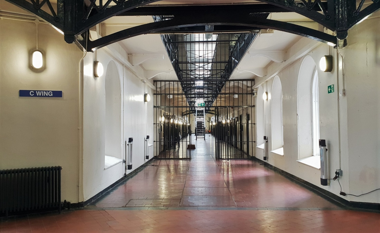 C wing Crumlin Road Gaol