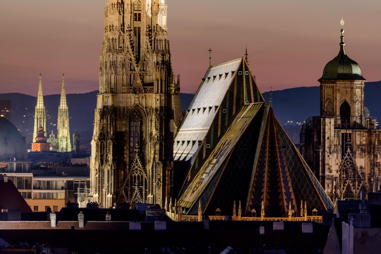 Dove si trova Vienna